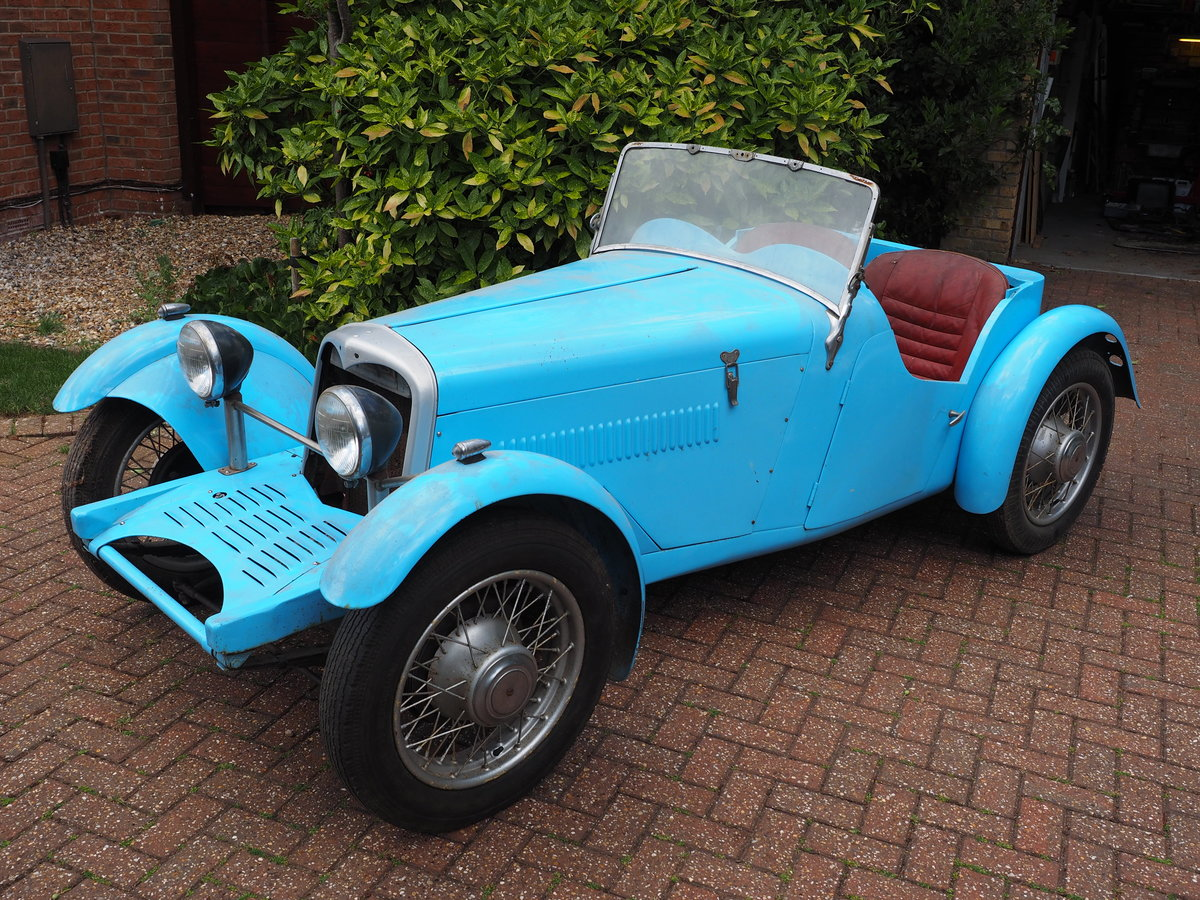 1933 Barn find Singer/Riley Special For Sale (picture 2 of 6)
