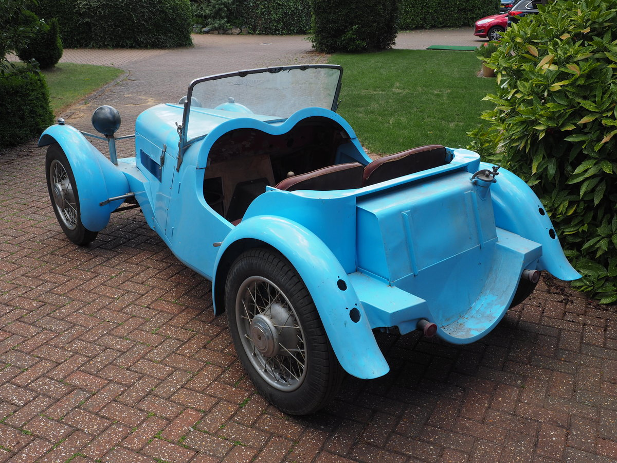 1933 Barn find Singer/Riley Special For Sale (picture 3 of 6)