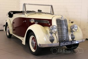 1937 Singer Twelve 12 Drophead coupe