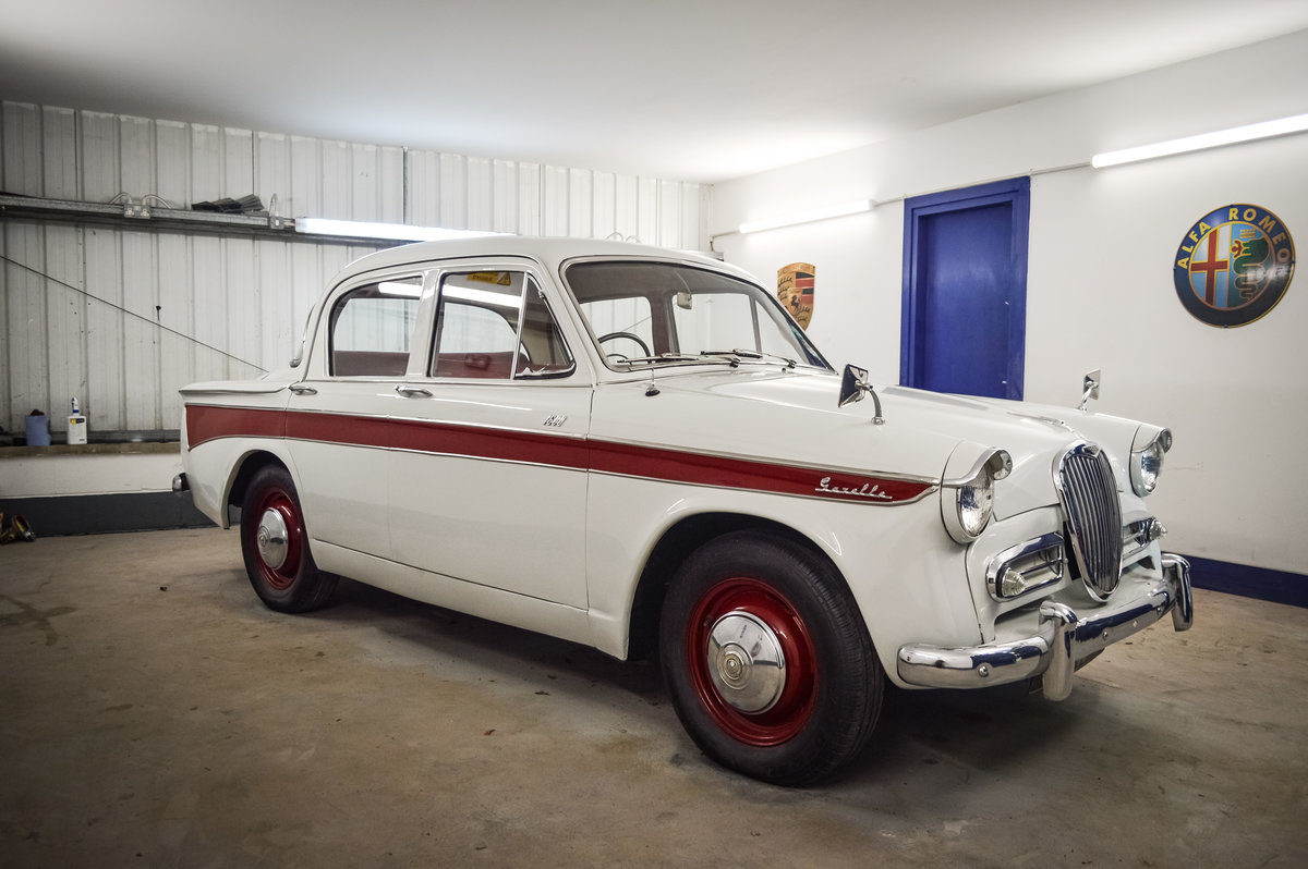 1963 Singer Gazelle For Sale (picture 1 of 6)