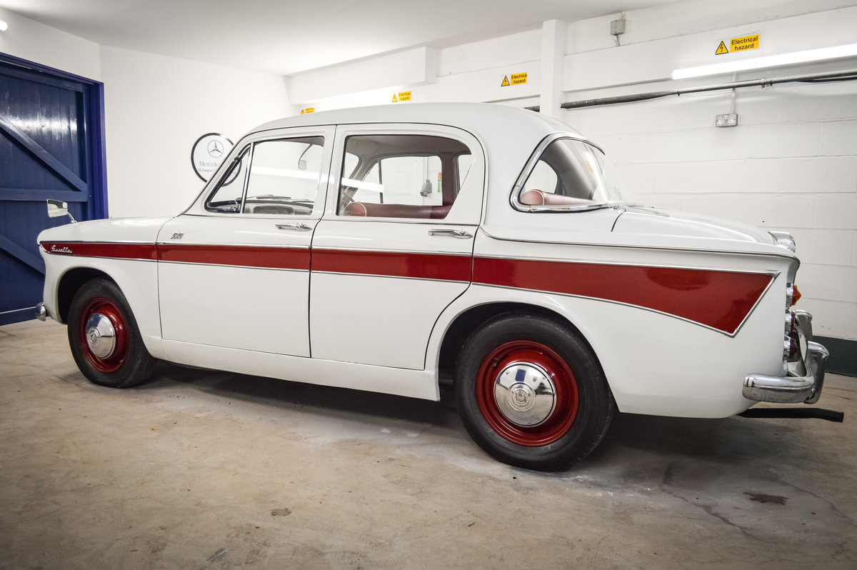 1963 Singer Gazelle For Sale (picture 4 of 6)
