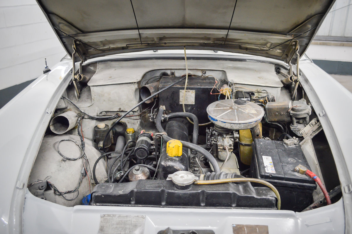 1963 Singer Gazelle For Sale (picture 5 of 6)