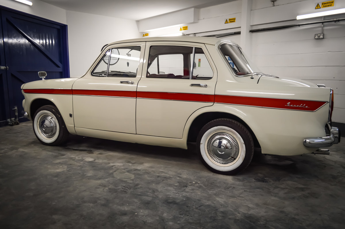 1966 Singer Gazelle For Sale (picture 4 of 6)