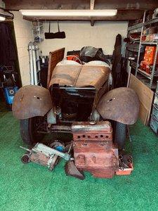 1950 Sold for spare or restoration