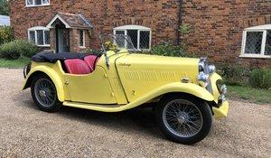 1936 Singer 9 Le Mans Sports 'Buttercup'  For Sale by Auction