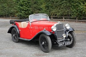 Picture of 1935 Singer Nine Le Mans