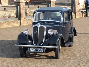 Picture of 1938 Singer Bantam Deluxe - 2 Owners From New. SOLD