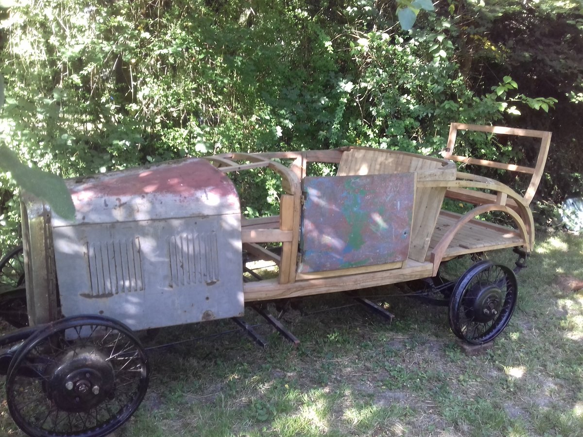 Picture of 1924 singer junior roadster project For Sale