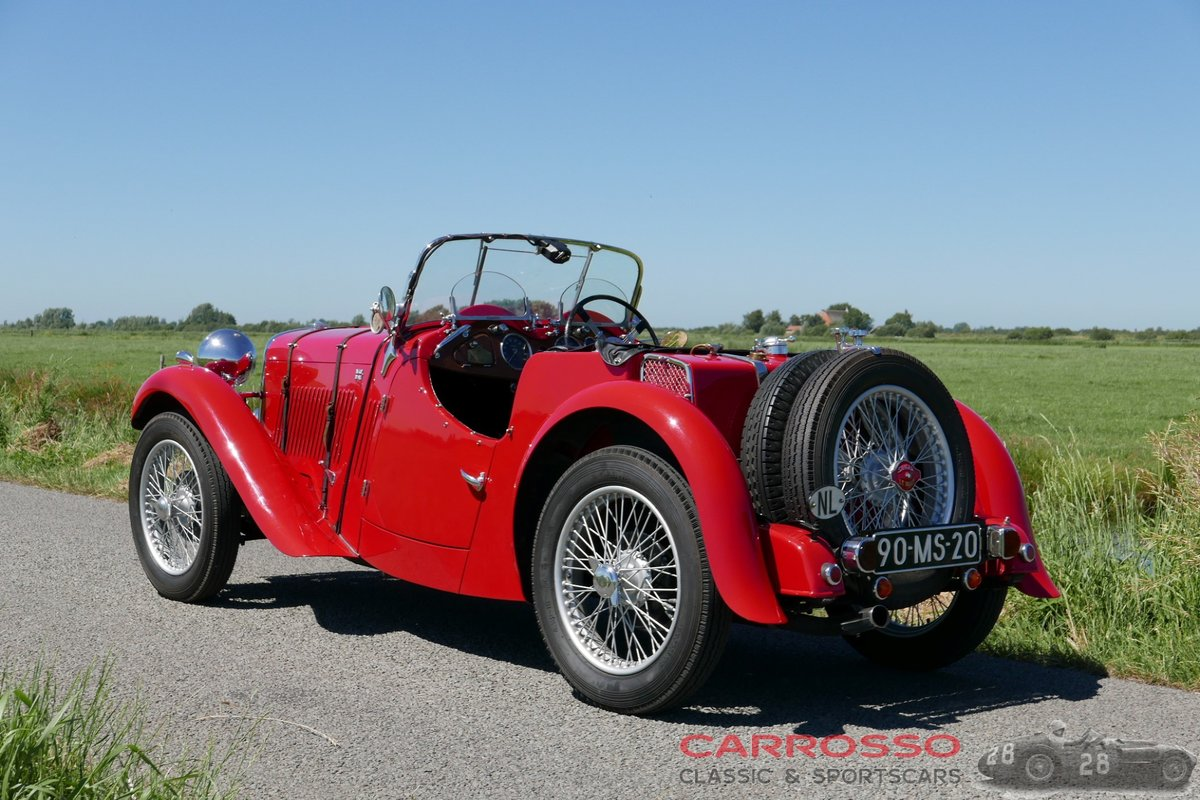1934 Singer Le Mans 9 HP Sports in very good condition For Sale (picture 2 of 12)