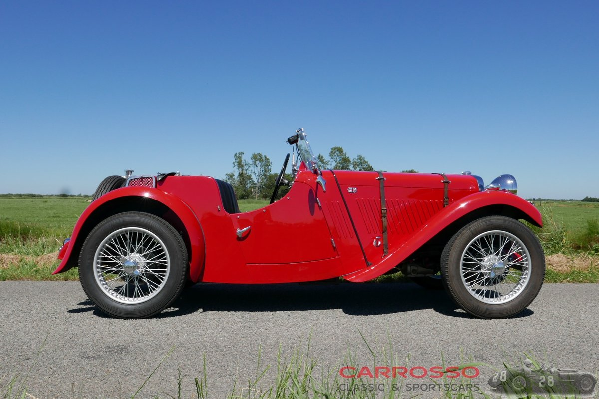 1934 Singer Le Mans 9 HP Sports in very good condition For Sale (picture 4 of 12)