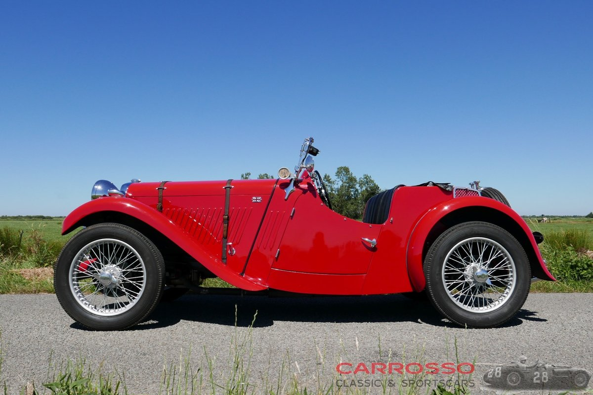 1934 Singer Le Mans 9 HP Sports in very good condition For Sale (picture 5 of 12)