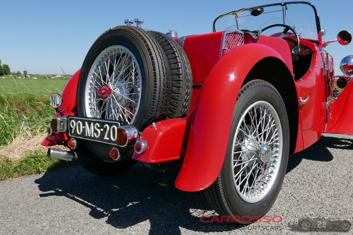 1934 Singer Le Mans 9 HP Sports in very good condition For Sale (picture 11 of 12)