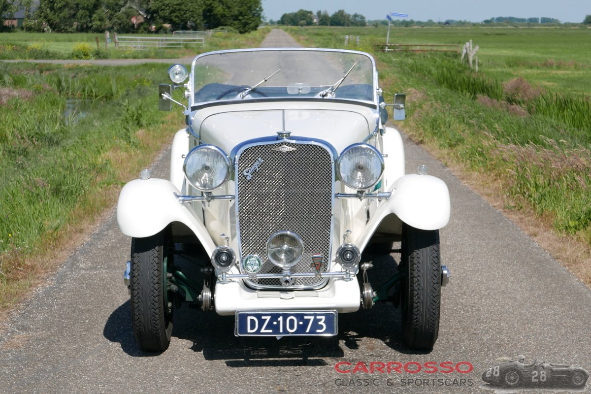 1933 Singer 1½ Litre Sports 4-seater in beautiful condition For Sale (picture 4 of 12)