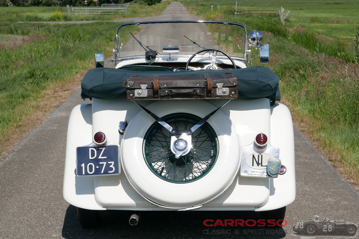 1933 Singer 1½ Litre Sports 4-seater in beautiful condition For Sale (picture 5 of 12)