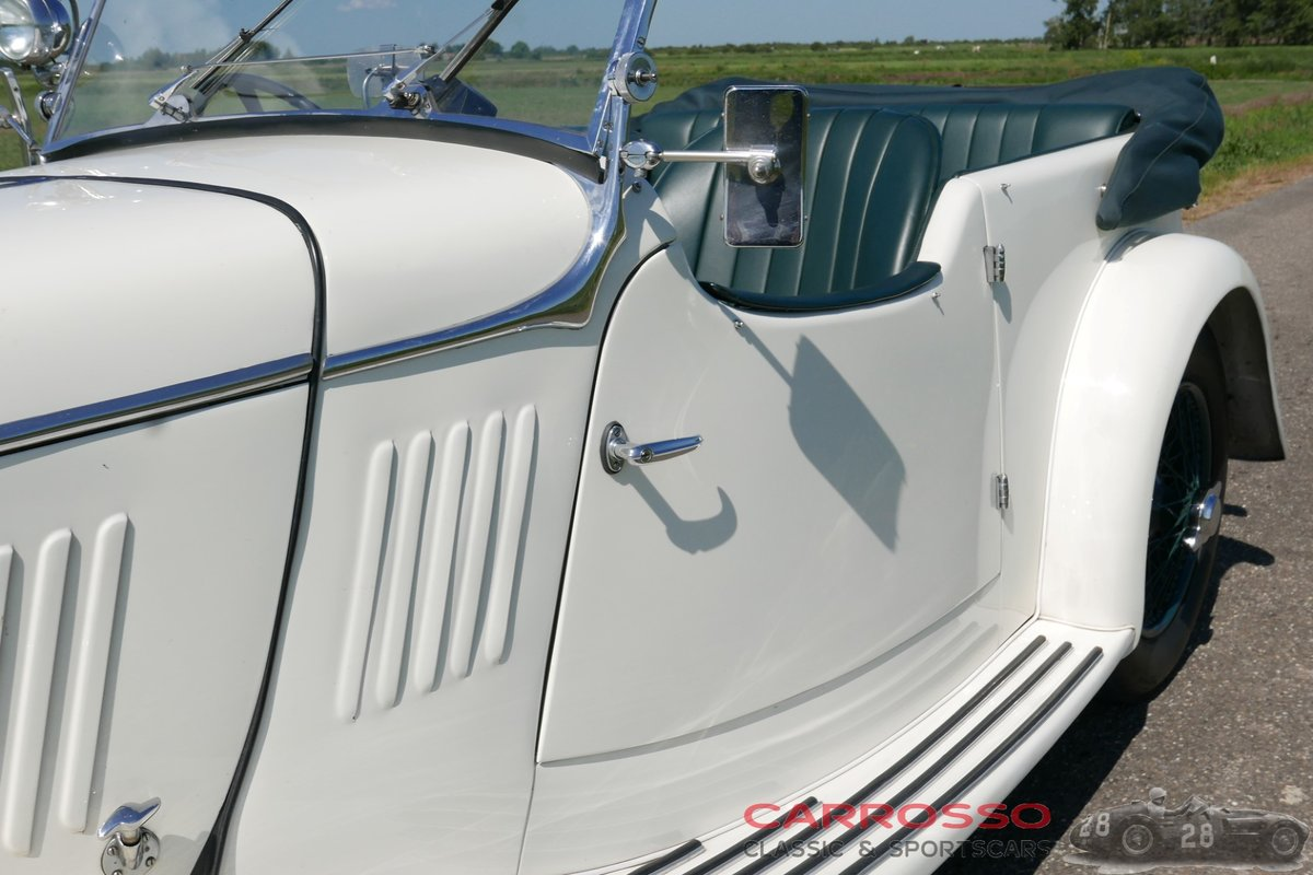 1933 Singer 1½ Litre Sports 4-seater in beautiful condition For Sale (picture 6 of 12)