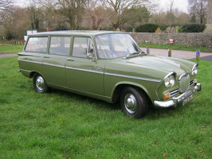 Picture of 1965 SINGER VOGUE ESTATE.  S3. 1592cc. OVERDRIVE. RARE CAR. SOLD