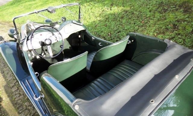 Singer SM Roadster 1952 For Sale (picture 11 of 12)