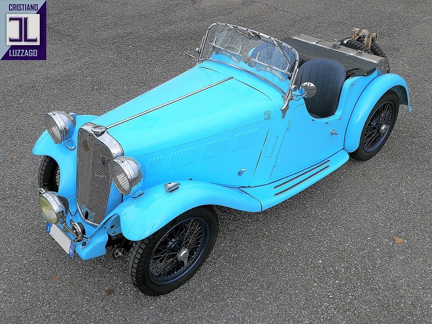WONDERFUL 1936 SINGER LE MANS SPECIAL SPEED EURO 59900 For Sale (picture 1 of 12)