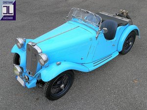 Picture of WONDERFUL 1936 SINGER LE MANS SPECIAL SPEED EURO 59900 For Sale