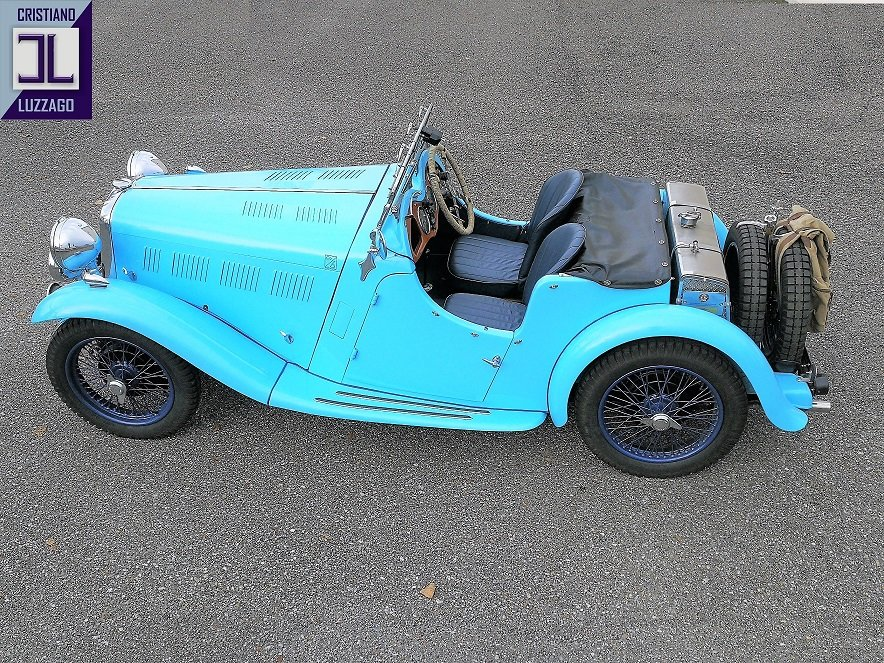 WONDERFUL 1936 SINGER LE MANS SPECIAL SPEED EURO 59900 For Sale (picture 2 of 12)