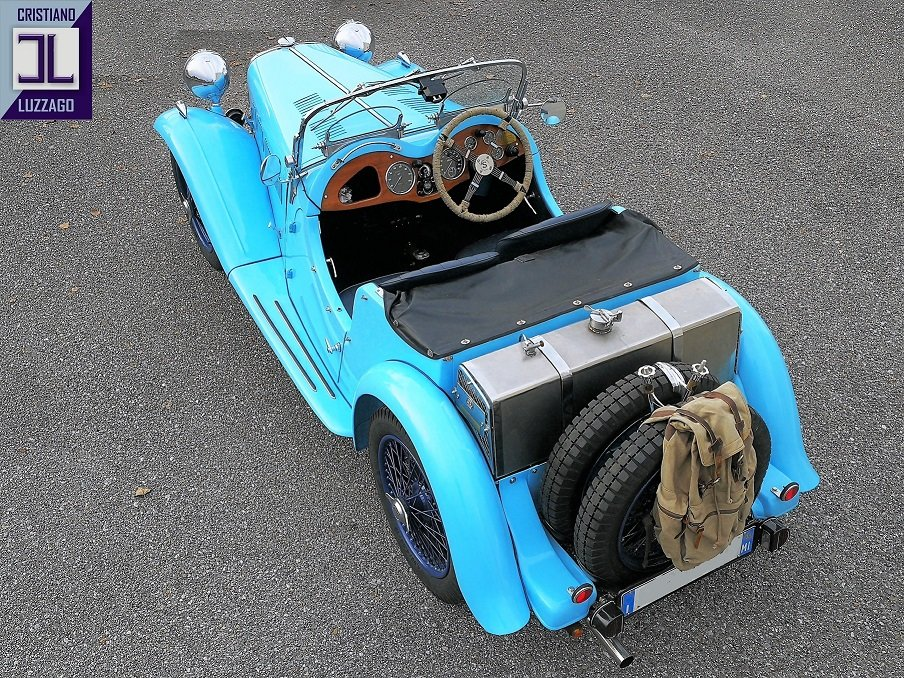 WONDERFUL 1936 SINGER LE MANS SPECIAL SPEED EURO 59900 For Sale (picture 3 of 12)