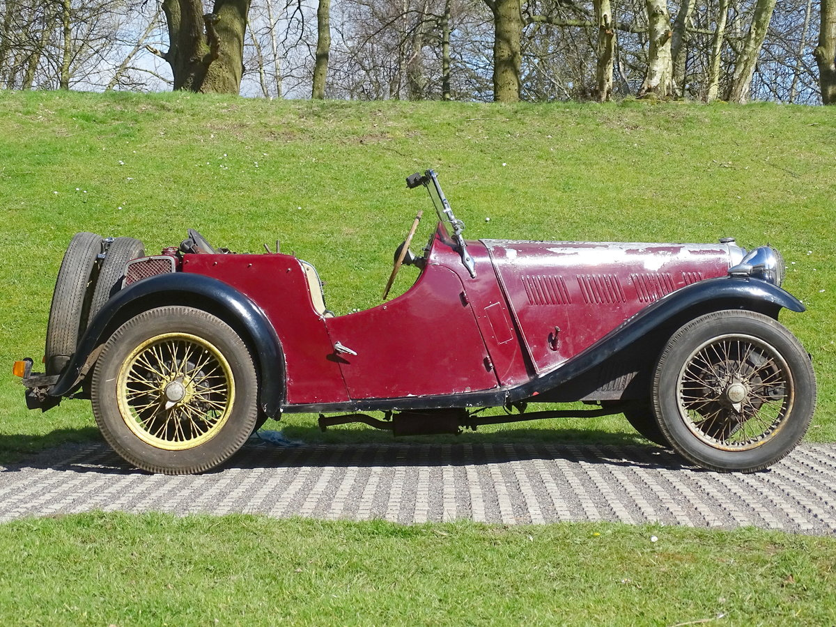 1935 Singer Nine Le Mans For Sale by Auction (picture 4 of 9)