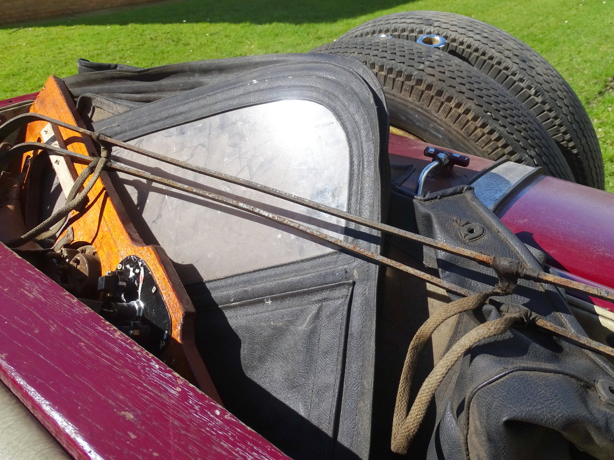 1935 Singer Nine Le Mans For Sale by Auction (picture 6 of 9)