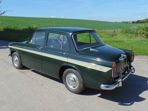 1965 Singer Gazelle Series V SOLD (picture 3 of 6)