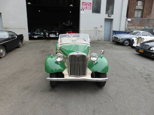 1953 Singer SM Roadster - SOLD (picture 2 of 6)