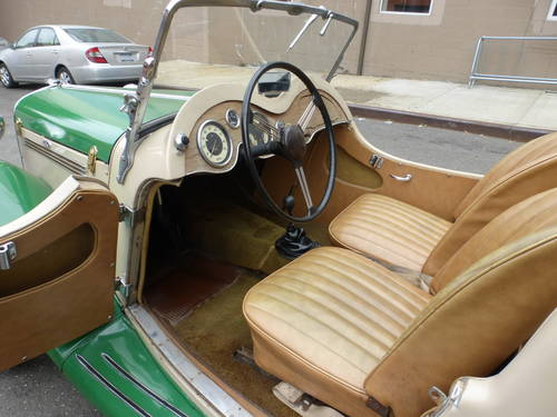 1953 Singer SM Roadster - SOLD (picture 5 of 6)