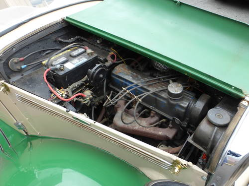 1953 Singer SM Roadster - SOLD (picture 6 of 6)