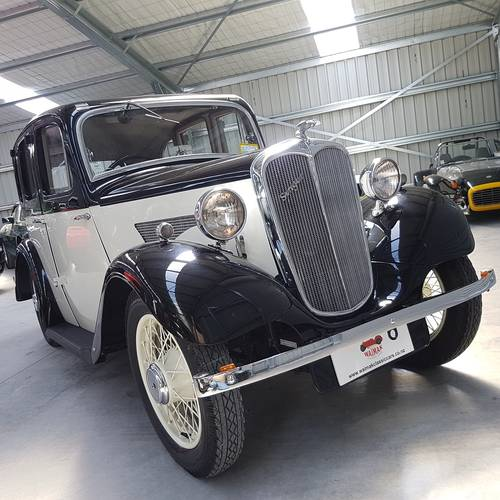 1936 Mint Condition...Immaculate Example! SOLD (picture 2 of 6)