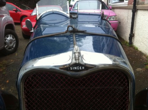 1930 WANTED Singer , 9 , coupe , Le Mans, Roadster Wanted (picture 4 of 4)