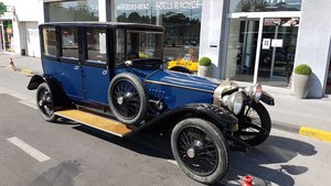 Picture of 1913 Sizaire Naudin Berwick 20HP Berline For Sale