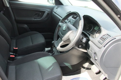 2011 SKODA ROOMSTER 1.2 SCOUT TSI DSG 5DR AUTOMATIC SOLD (picture 6 of 6)