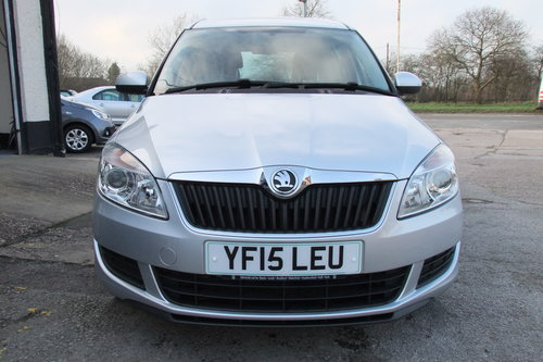 2015 SKODA ROOMSTER 1.2 SE TSI 5DR SOLD (picture 4 of 6)