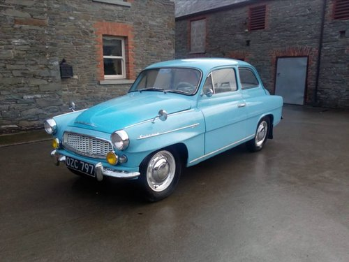 1960 Skoda Octavia SOLD (picture 1 of 6)