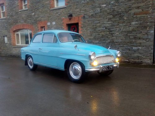 1960 Skoda Octavia SOLD (picture 3 of 6)