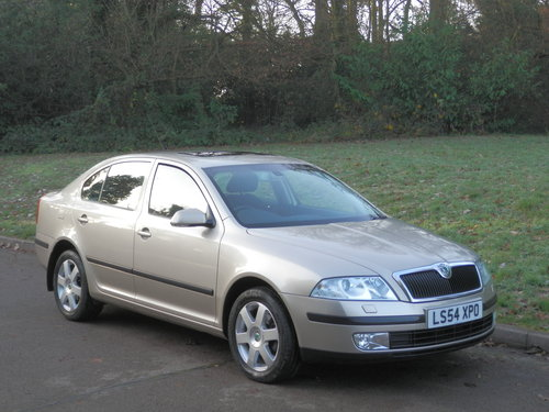 2004 Skoda Octavia 1.9 TDi. DSG Auto. 1 Owner. Low Miles. FS SOLD (picture 1 of 6)