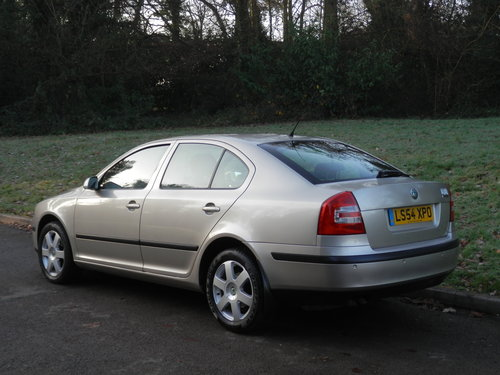 2004 Skoda Octavia 1.9 TDi. DSG Auto. 1 Owner. Low Miles. FS SOLD (picture 6 of 6)