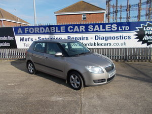 2008 Skoda Fabia 2 1.9 TDi For Sale