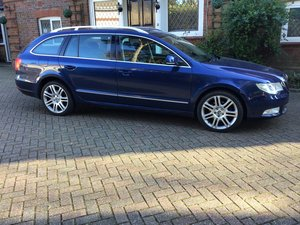 2011 Skoda 3T Superb Elegance TDi Diesel Estate Car For Sale