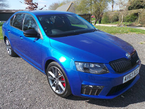Skoda Octavia vRS 2.0 TDi Manual Hatchback 2013/63  For Sale