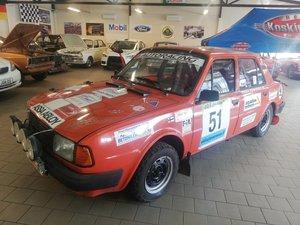 Skoda 120LS FIA Historic rally car For Sale