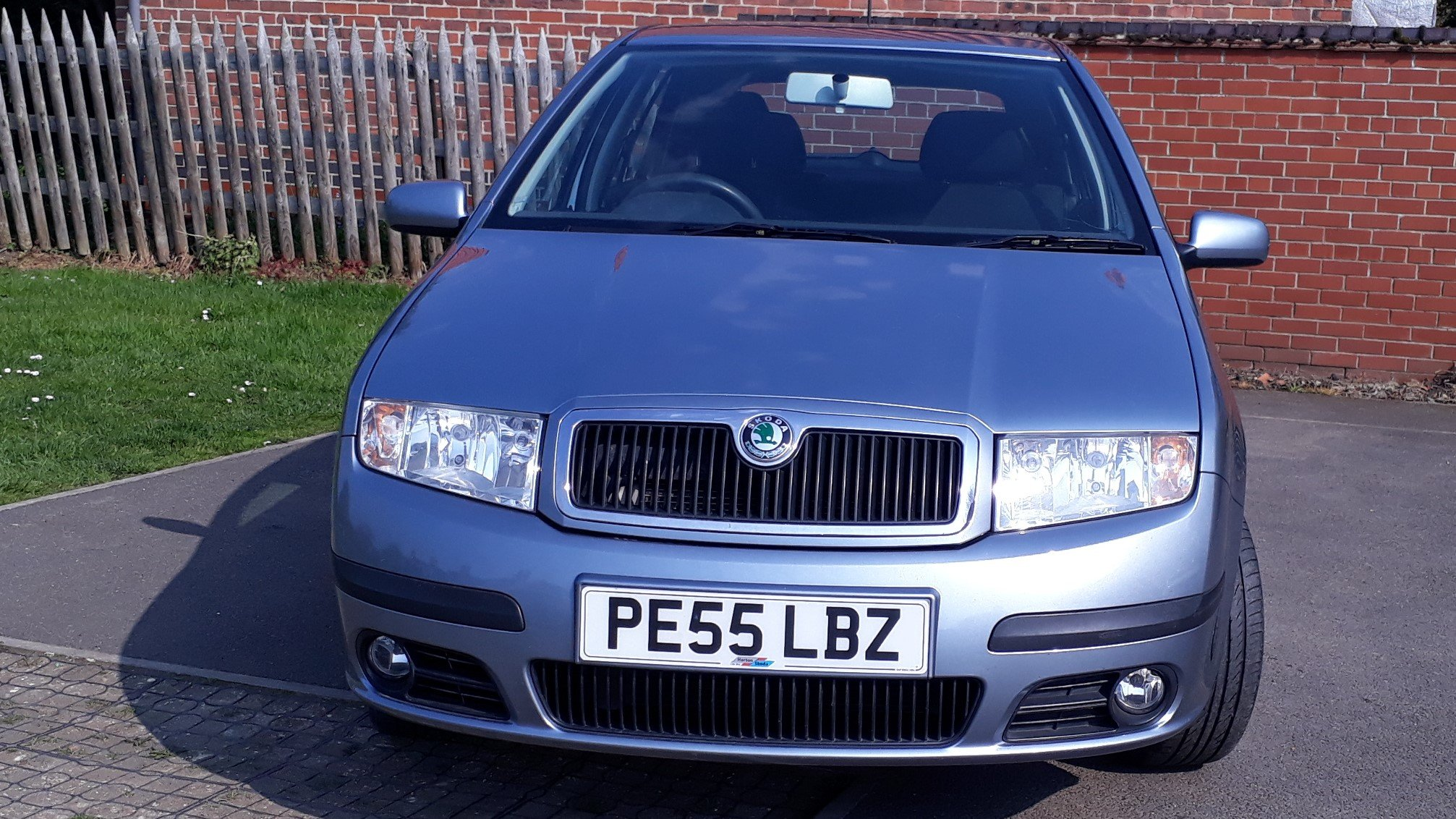 Skoda Fabia 1.2 12v HTP 2005 Petrol Manual 48k Miles 1 Owner SOLD (picture 1 of 6)
