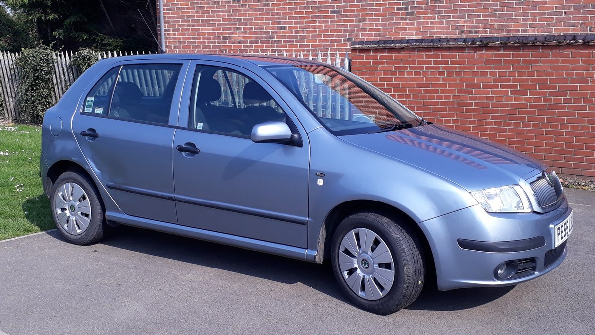Skoda Fabia 1.2 12v HTP 2005 Petrol Manual 48k Miles 1 Owner SOLD (picture 6 of 6)