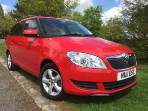 Skoda Fabia 1.2 SE estate 2011 For Sale