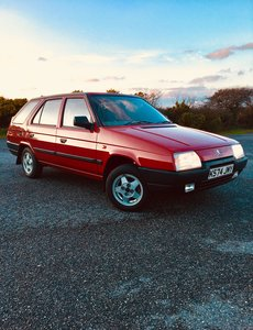 1993 Skoda Favorit Estate Amazingly Low Miles