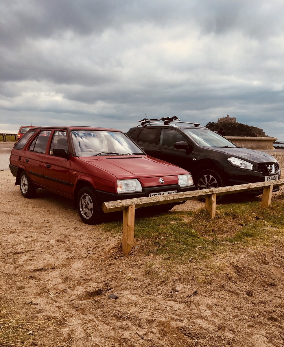 1993 Skoda Favorit Estate Amazingly Low Miles For Sale (picture 6 of 6)