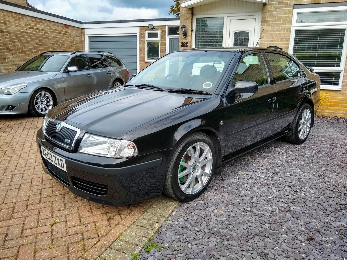 2003 Skoda Octavia vRS MK1 For Sale (picture 3 of 6)